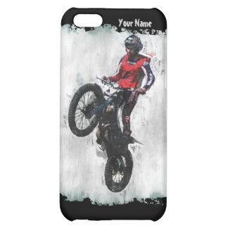 Motorbike trials iPhone 5C covers