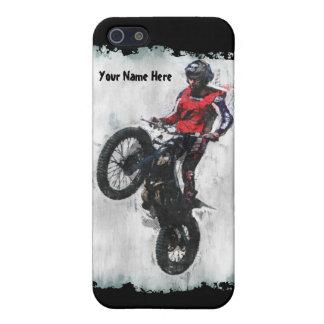 Motorbike trials iPhone SE/5/5s cover