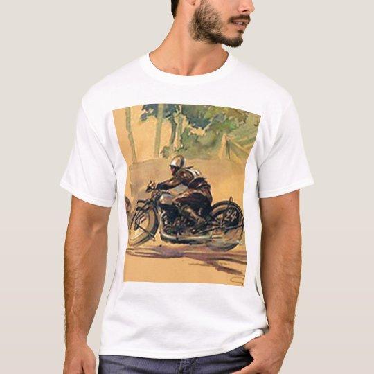 Motorbike Vintage t-shirt