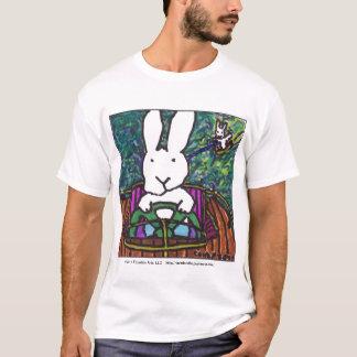 Motorboat Bunny T-Shirt