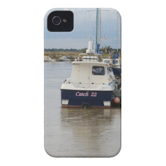 Motorboat Catch 22 iPhone 4 Cover