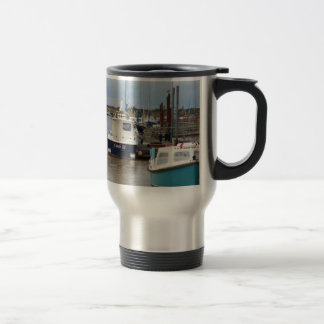 Motorboat Catch 22 Coffee Mugs