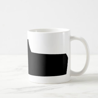motorboat icon coffee mugs