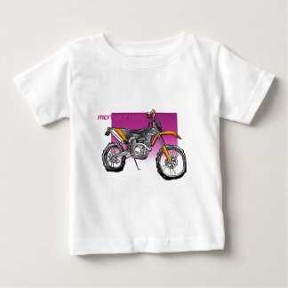 motorcross de la bici campo a través camisas