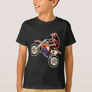 Motorcross Playera