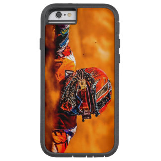 Motorcross Racer Tough Xtreme iPhone 6 Case