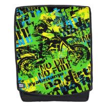 motorcross rider backpack