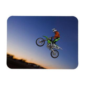 Motorcross Rider Magnet