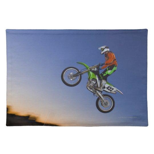 Motorcross Rider Placemat