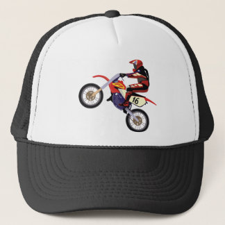 Motorcross Trucker Hat