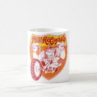 Motorcychos MC Classic White Coffee Mug