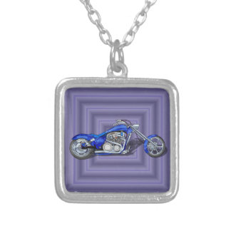 Motorcycle 1 - Blue Jewelry