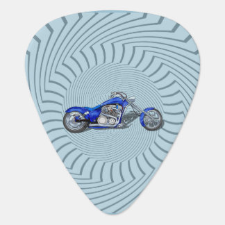 Motorcycle 1 - Blue Pick