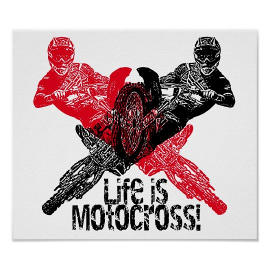 Motorcycle addicts poster