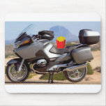 Motorcycle and ... mouse mat