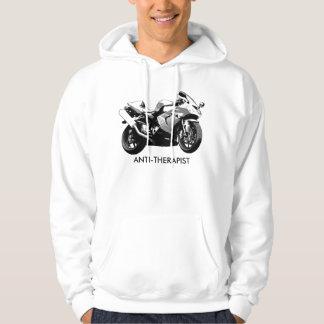 MOTORCYCLE ANTI-THERAPIST HOODIE