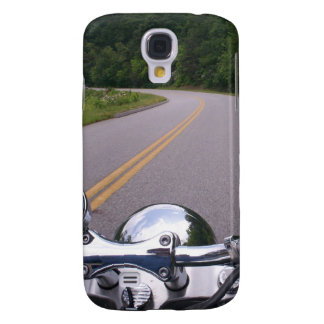 Motorcycle Approach Curve Iphone 3g 3gs Speck Cas Galaxy S4 Case