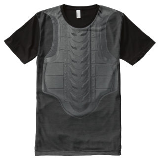 Motorcycle Armor All-Over-Print T-Shirt