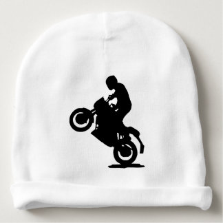 Motorcycle Baby Beanie