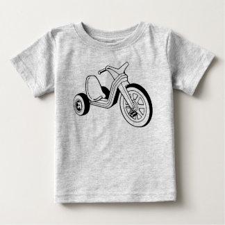 Motorcycle - Baby Tee Shirt