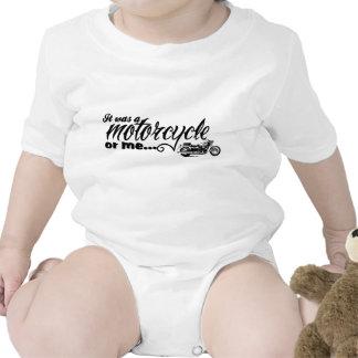 Motorcycle Baby Romper