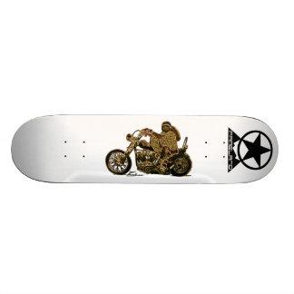 Motorcycle Bandit Skateboard