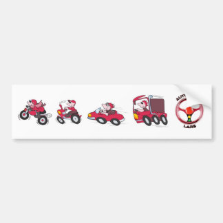 motorcycle car tractor truck of sticker stickers
