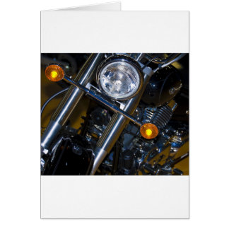motorcycle card