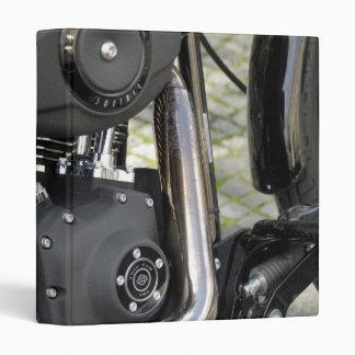 Motorcycle chrome Engine detail Binder