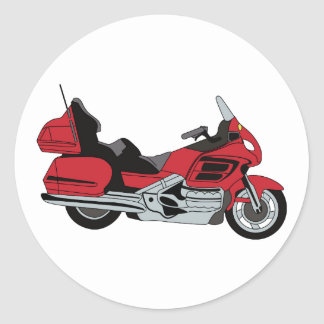Motorcycle Stickers Zazzle - Classic motorcycle custom stickers