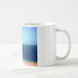 Motorcycle Cliff Coffee Mug