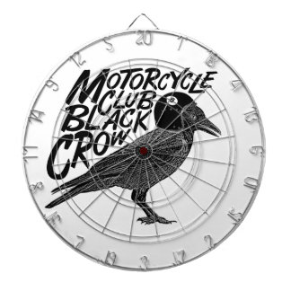 Motorcycle club dartboard
