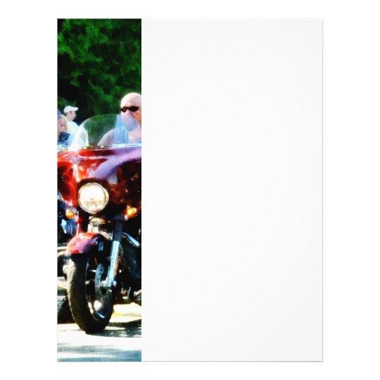 Motorcycle Club Flyer