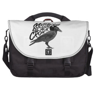 Motorcycle club commuter bags