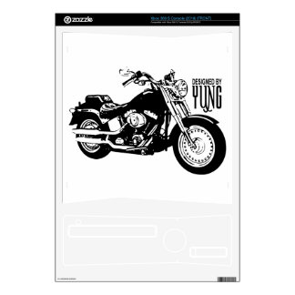 Motorcycle Custom Skns Xbox 360 S Decal