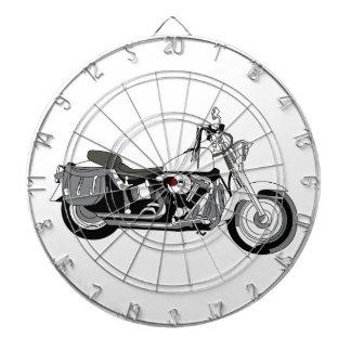 Motorcycle Dartboard