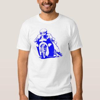 Motorcycle Drag Racing T Shirt