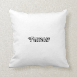 Motorcycle Flames - Freedom Pillow