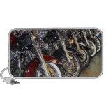 Motorcycle Front Forks Notebook Speaker