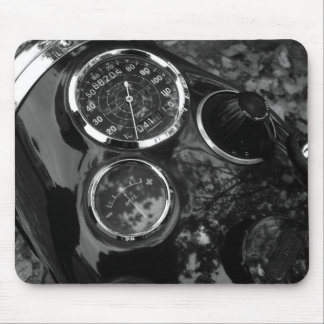 Motorcycle Gauges Mouse Mats
