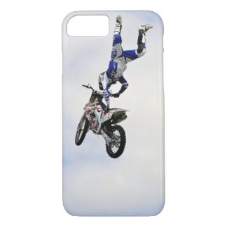 Motorcycle Jump Stunt Cell Phone Case