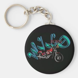 Motorcycle keychains & keyrings