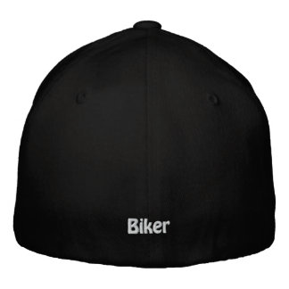 Motorcycle Life Embroidered Hats