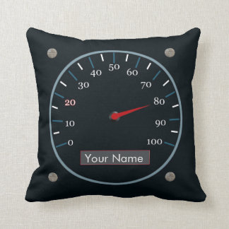 Motorcycle Love Pillow