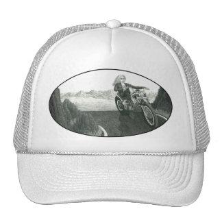 Motorcycle Mama Trucker Hat