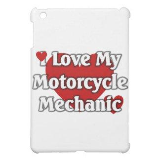 Motorcycle mechanic case for the iPad mini