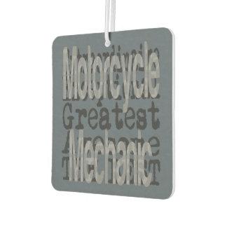 Motorcycle Mechanic Extraordinaire Air Freshener