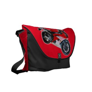motorcycle messenger bags