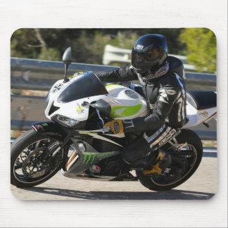 MOTORCYCLE MOTO RACING XTREME MOTORBIKE MOUSE PAD