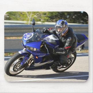 MOTORCYCLE MOTO RACING XTREME MOTORBIKE ALFOMBRILLA DE RATONES